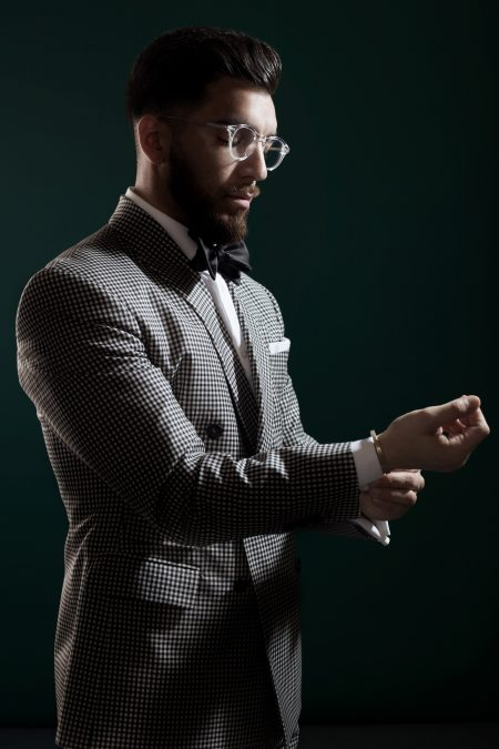 Portrait photography for Jon Michael Narvaez